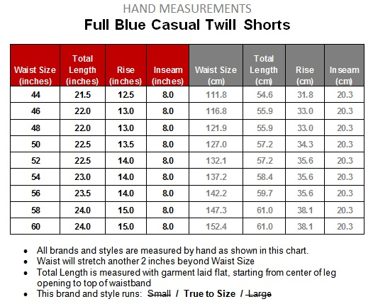 Big Men 39 S Casual Cotton Shorts With Expandable Waist By